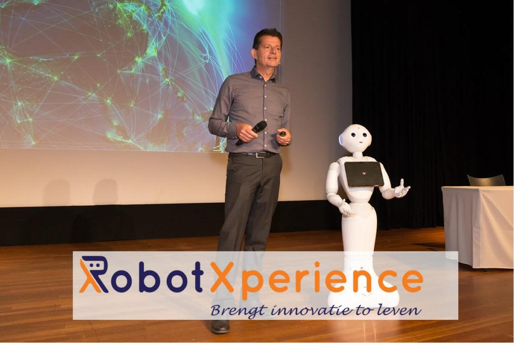 RobotXperience, brengt innovatie tot leven